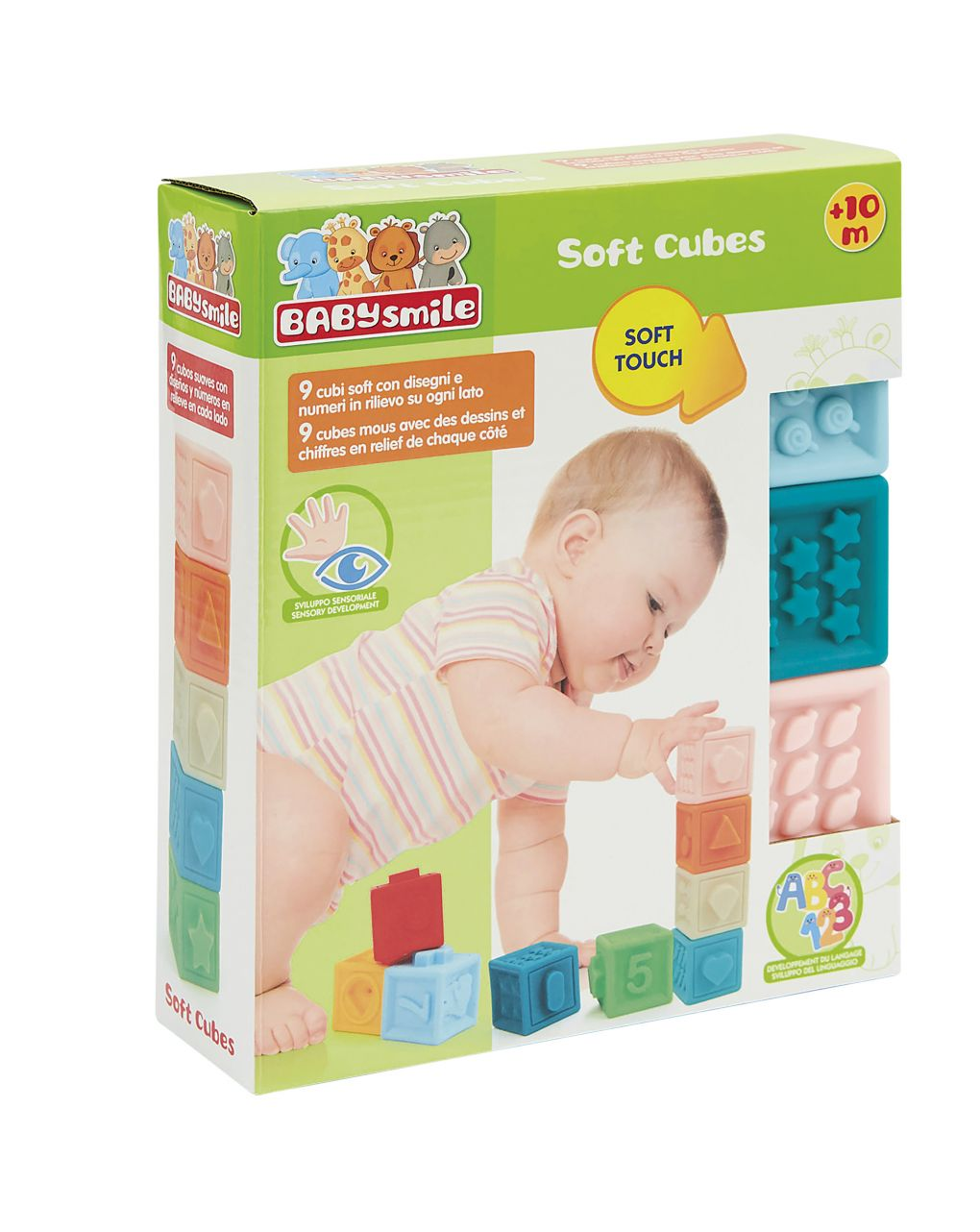 Baby smile - cubi soft - Baby Smile