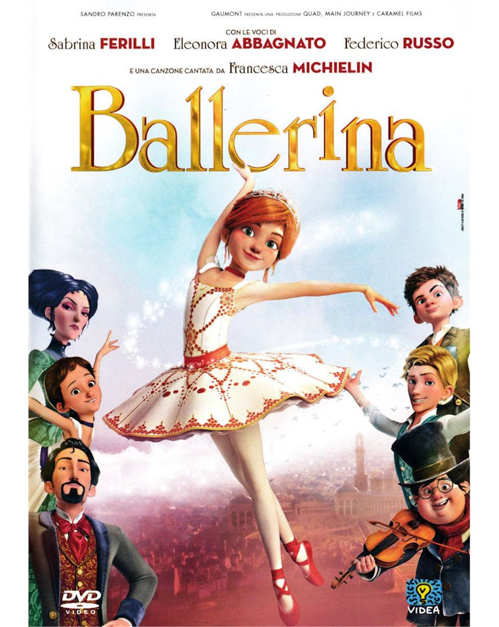Dvd ballerina - Video Delta
