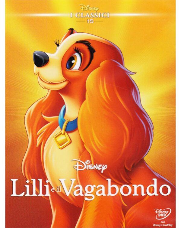 DVD LILLI E IL VAGABONDO - Disney