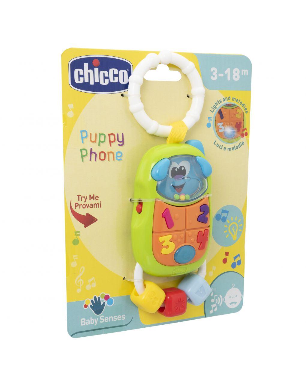 Chicco - trillino telefono del cucciolo - Chicco