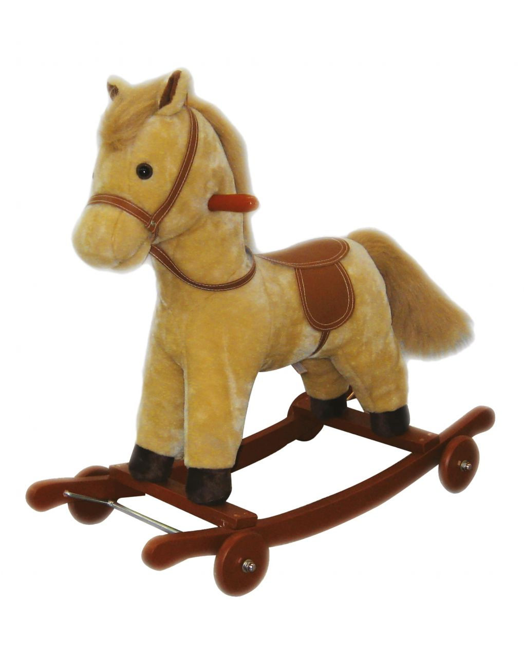 Ami plush - cavallo a dondolo con suoni - Ami Plush
