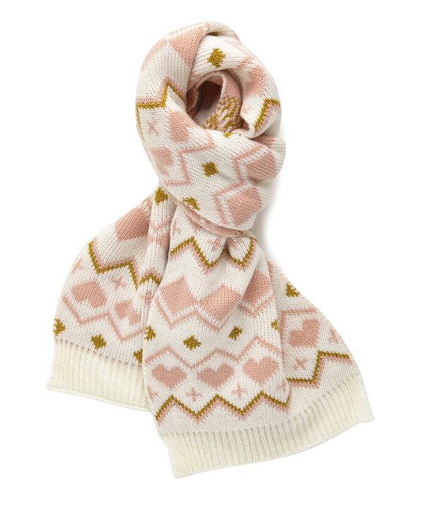 Sciarpa tricot jacquard - Prénatal