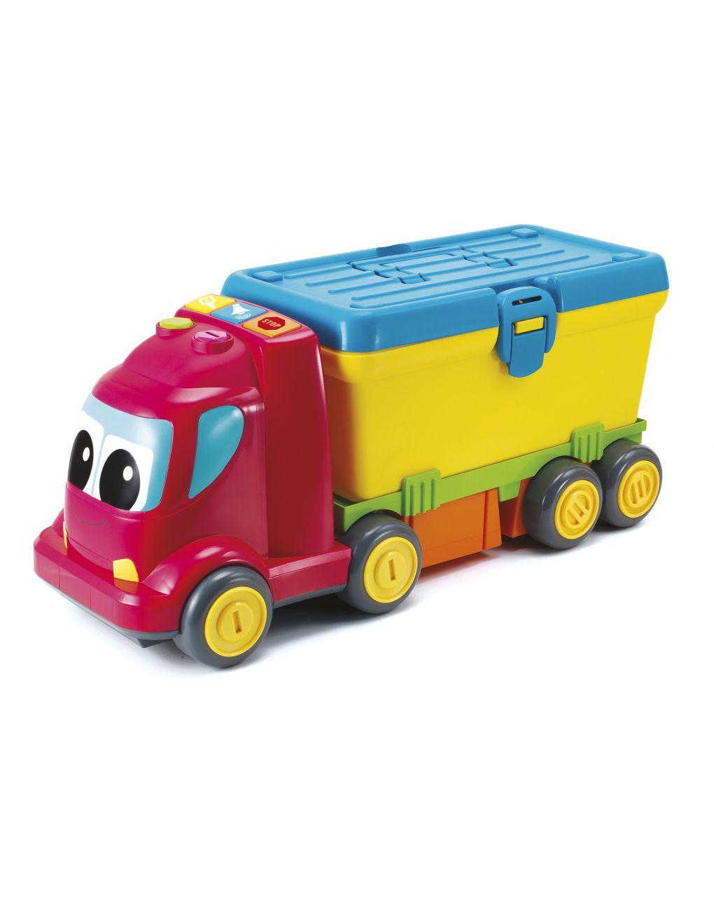 Bkids - camion con attrezzi - B-kids