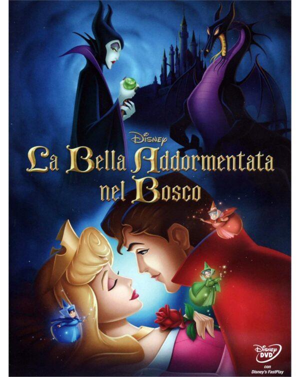 DVD LA BELLA ADDORMENTATA NEL BOSCO - Disney