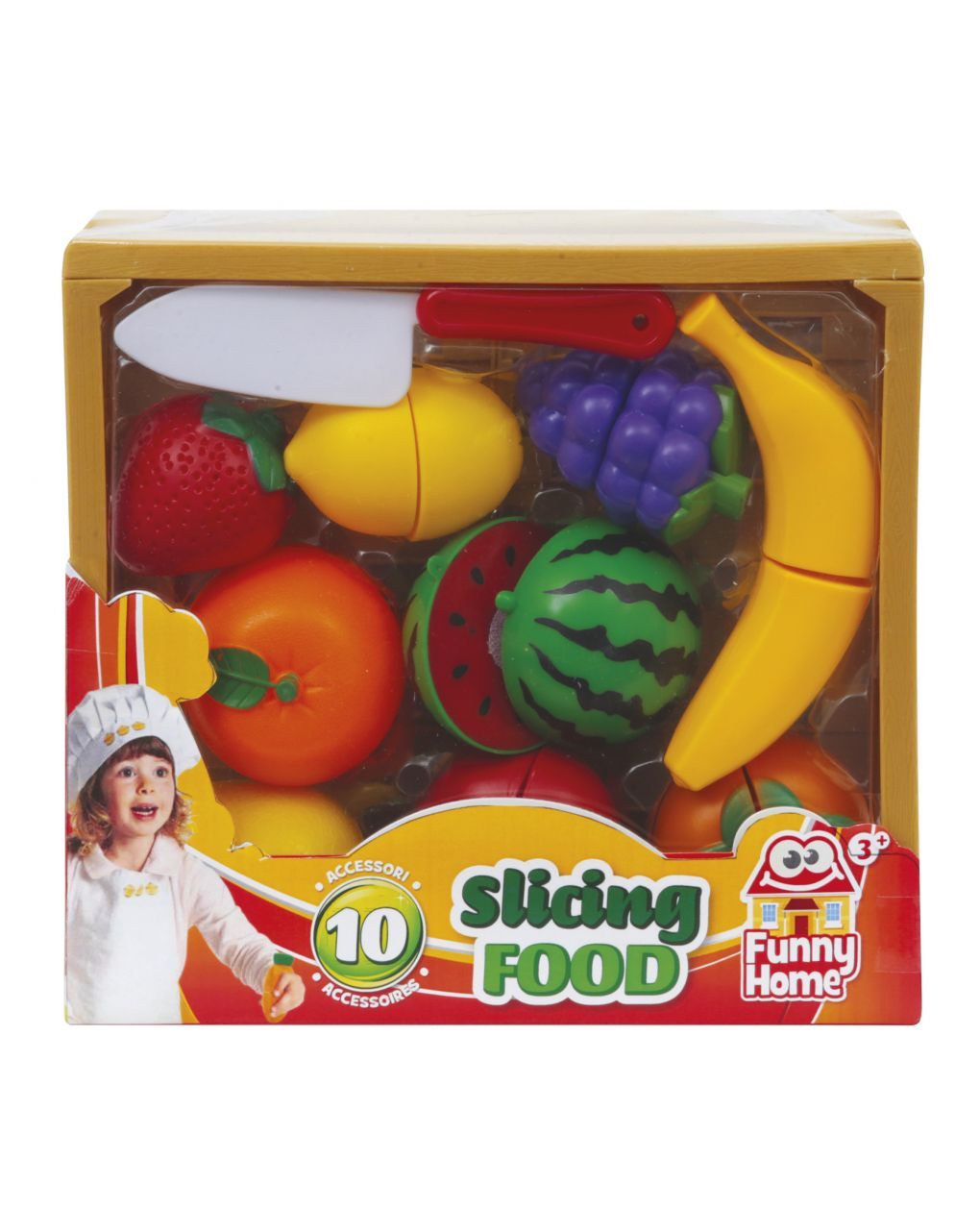 Funny home - slicing food - FunnyHome