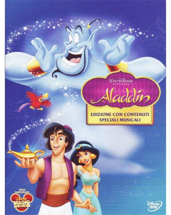 DVD ALADDIN - Disney