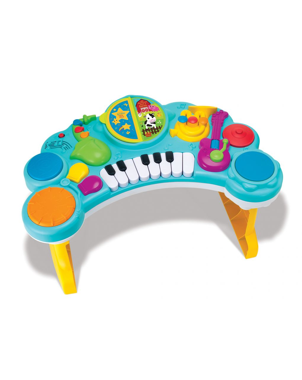 Baby smile - music combo 10 in 1 - Baby Smile