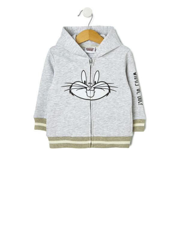 Cardigan in felpa Bugs Bunny - Prénatal