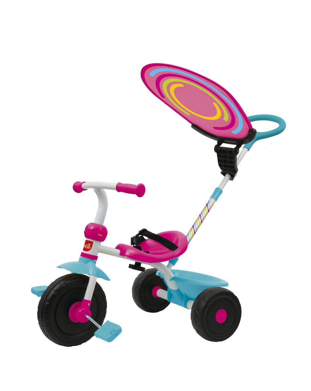 Sun&sport - triciclo triky go girl - Sun&Sport
