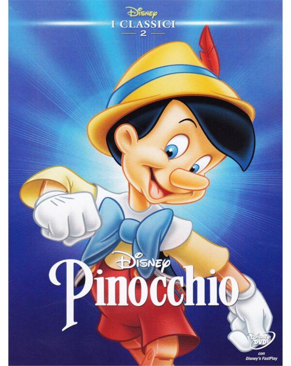 DVD PINOCCHIO - Disney
