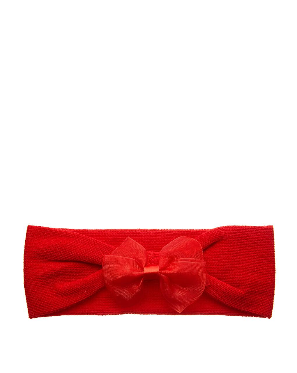 Fascia per capelli con fiocco in tulle - Prénatal