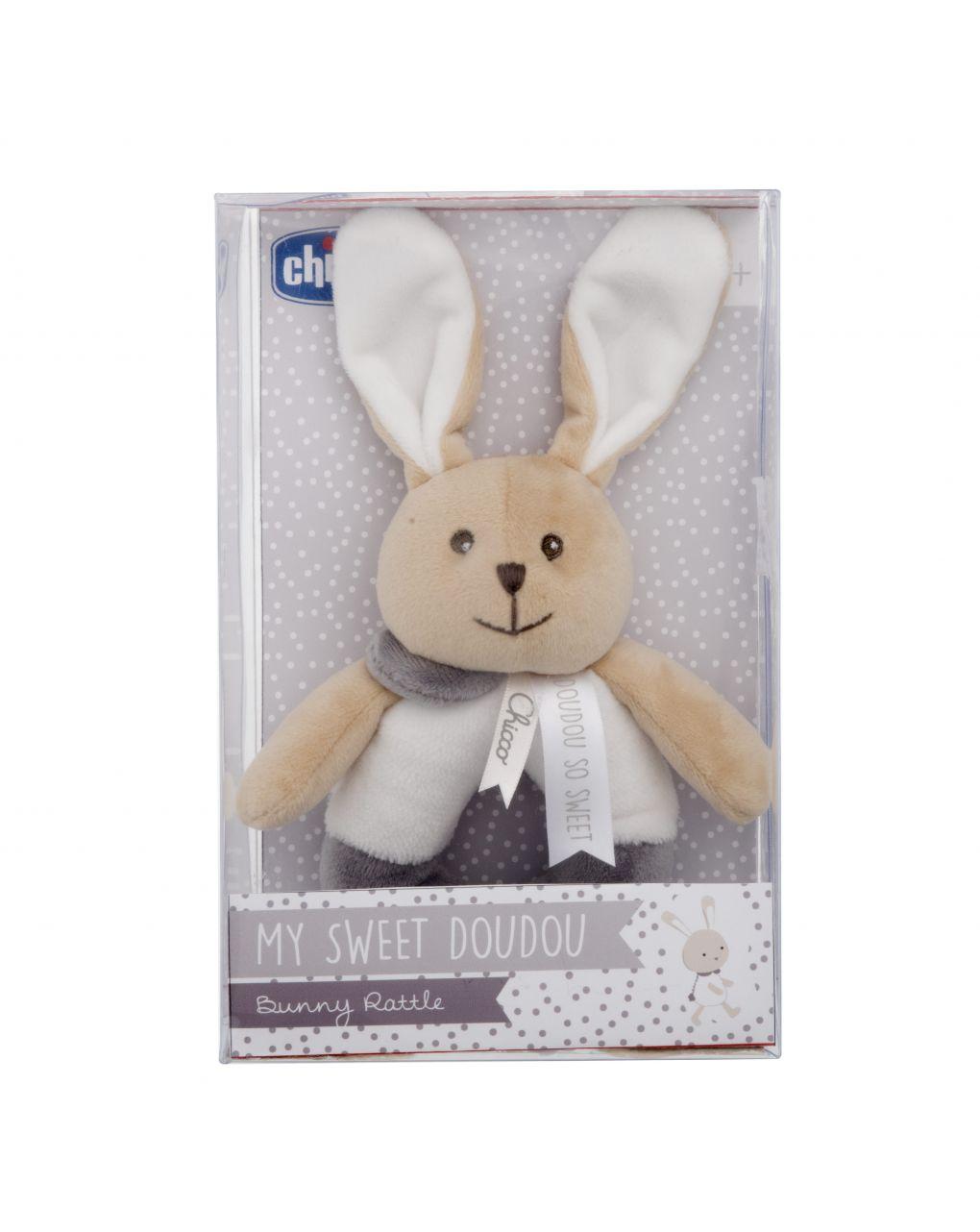 Chicco - trillino coniglietto doudou - Chicco
