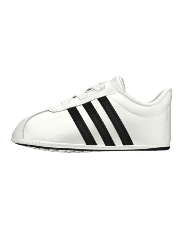 Adidas Sneaker Infant Baby Boy, chiusura elastica con lacci - Adidas