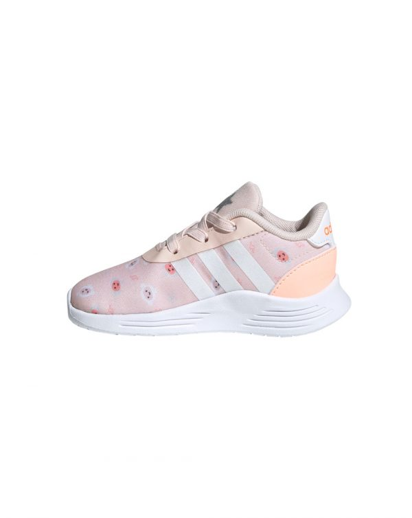 Adidas Sneaker bimba con stampa e chiusura con lacci - Adidas