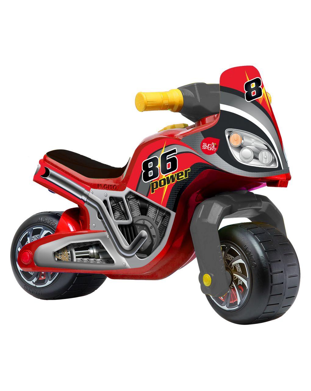 Sun&sport - mini moto cavalcabile - Sun&Sport