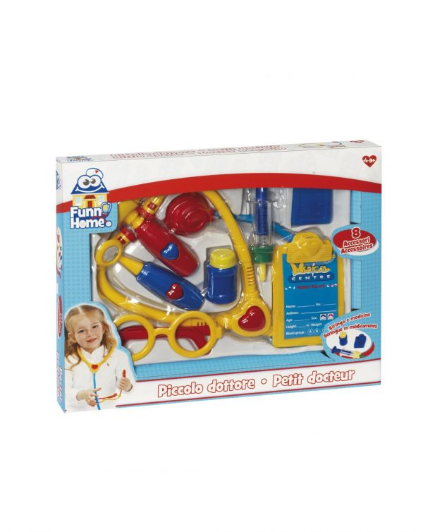 FUNNY HOME - FUNNY HOME SET DOTTORE - FunnyHome