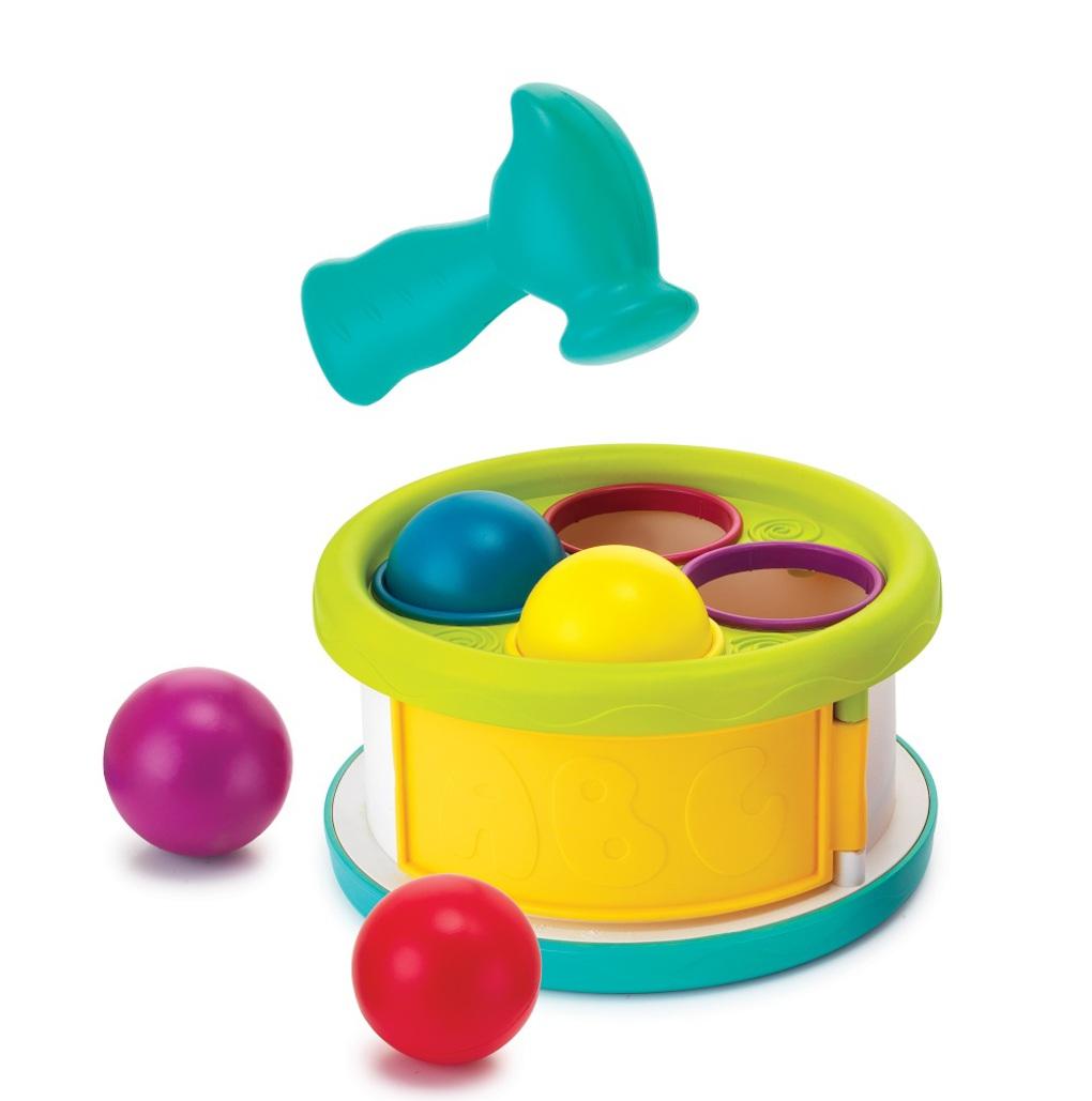 Bkids - tamburo con palline - B-kids