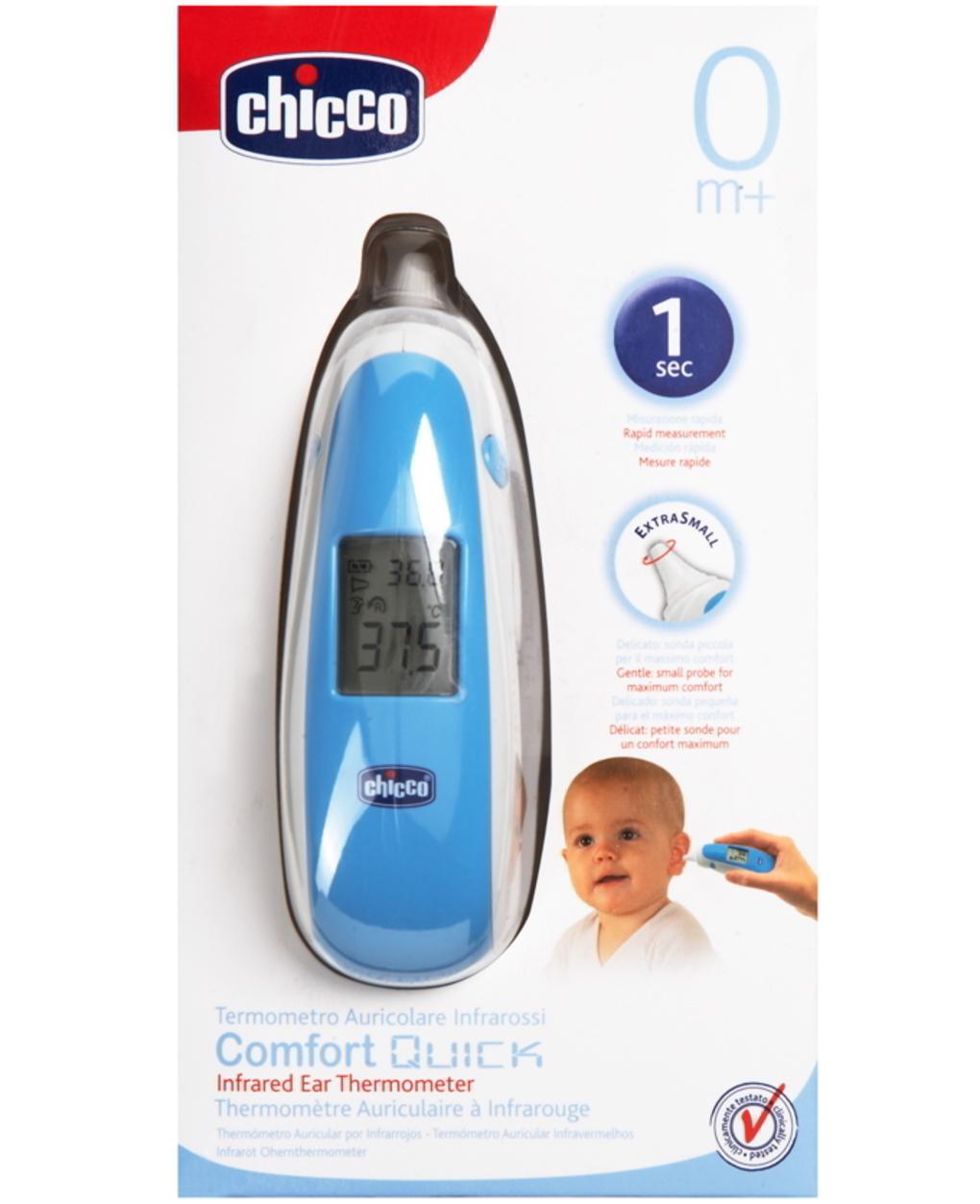 Termometro Confort Quick Prenatal Store Online Termometro clinico timpanico a raggi infrarossi genius 2 covidien vendo per doppio acquisto prodotto nuovo, mai usato, ancora nella scatola con imballaggi, istruzioni e cd. termometro confort quick