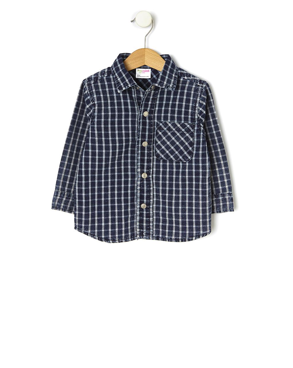 Camicia quadri - Prénatal