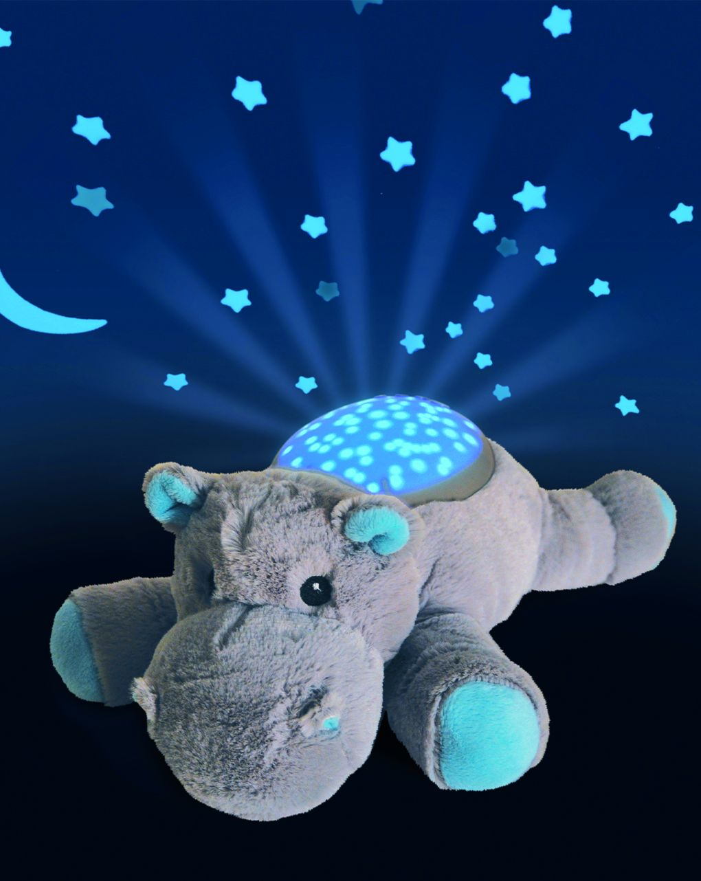 Cloud b - twilight buddies - hippo - Cloud B