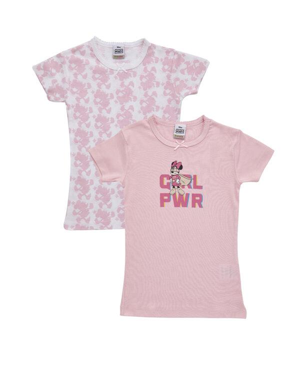 Pack 2 T-shirt con stampa Minnie - Prénatal