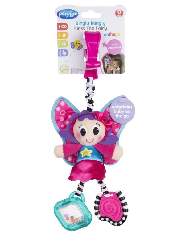 PLAYGRO - DINGLY DANGLY FLOSS THE FAIRY