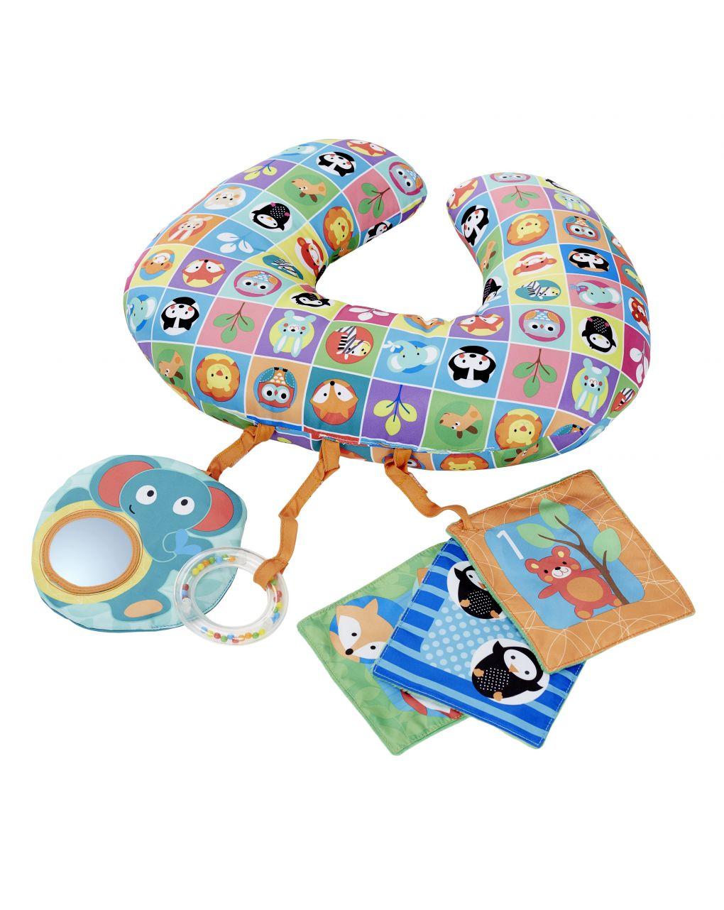 Chicco - cuscino animal tummy time - Chicco