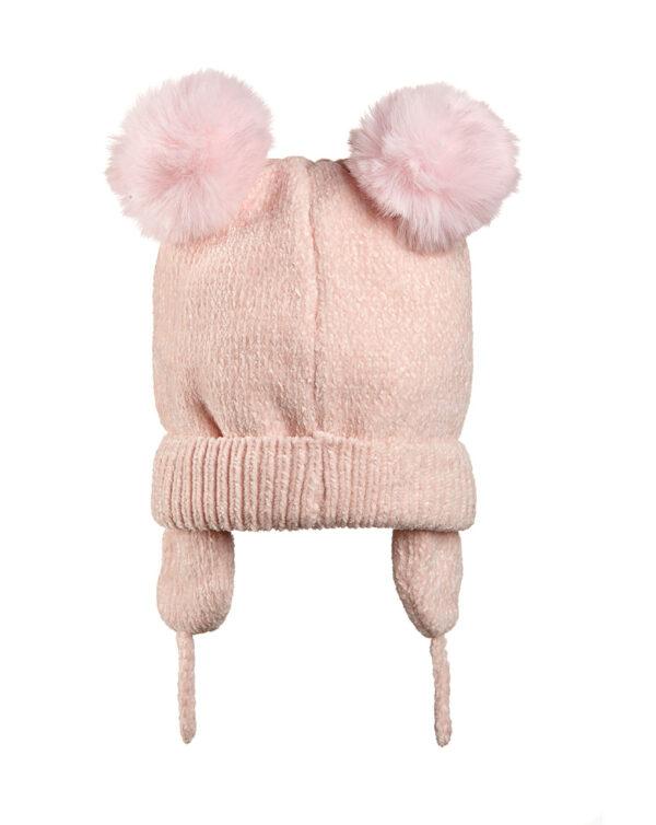 Cappello bimba in ciniglia - Prénatal