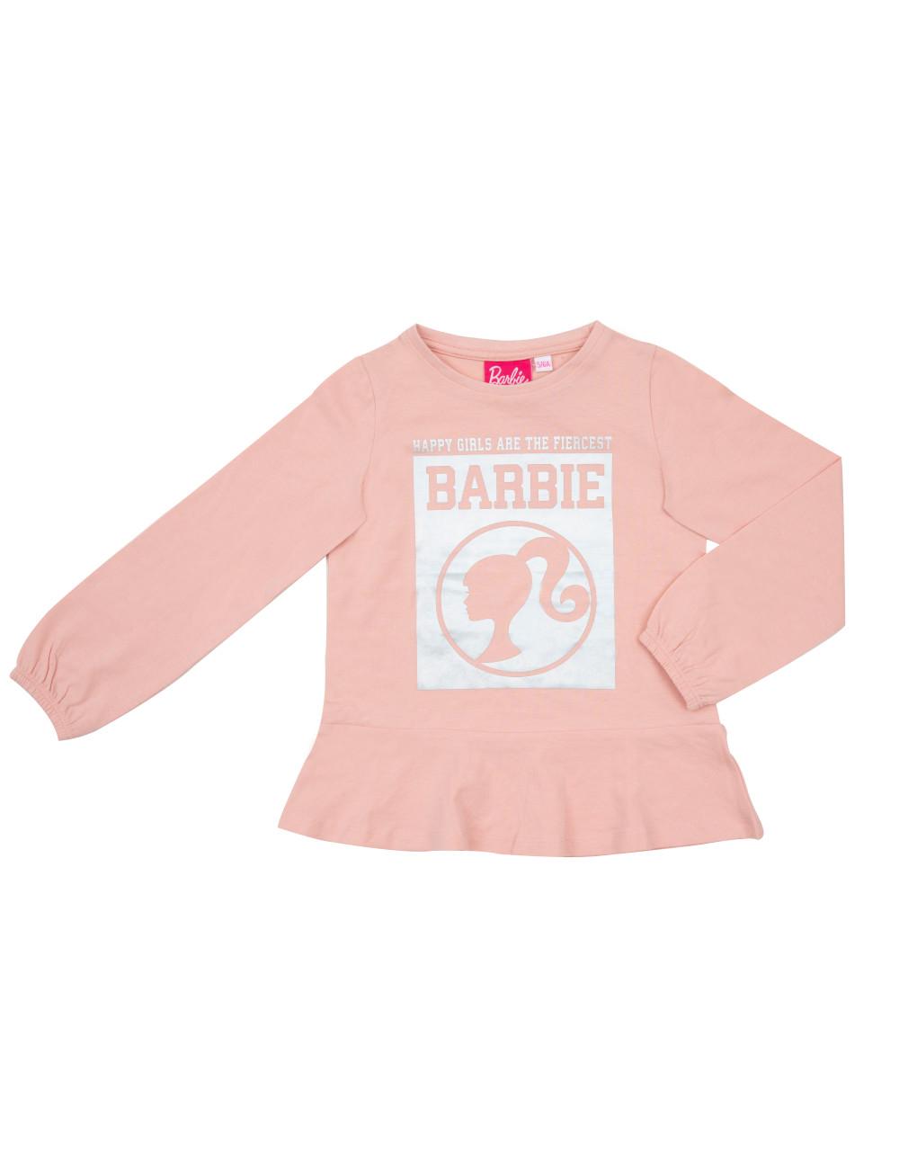 T-shirt rosa barbie - Prénatal