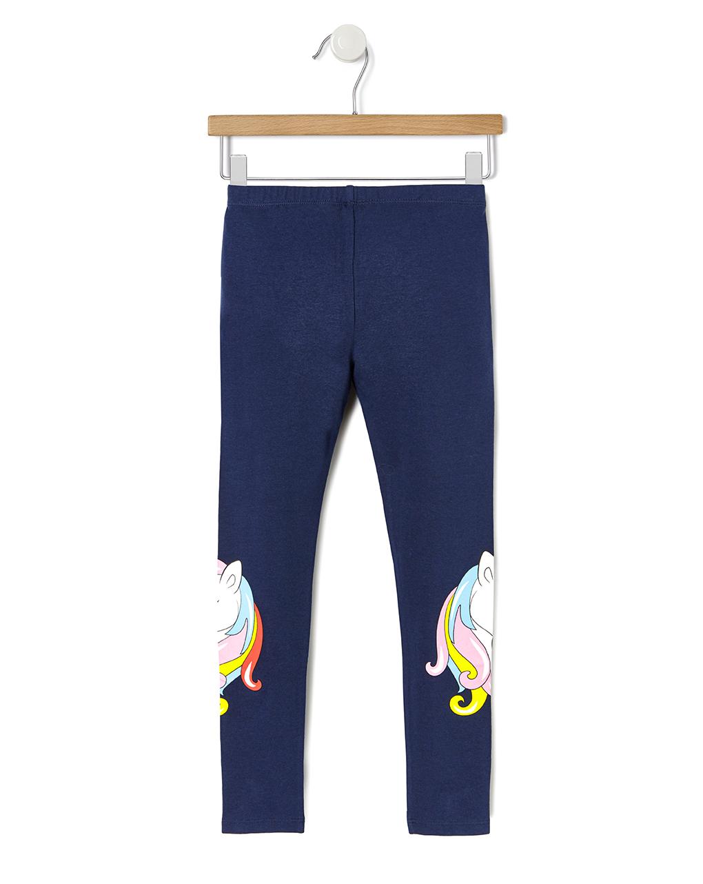 Leggings con stampa unicorno - Prénatal