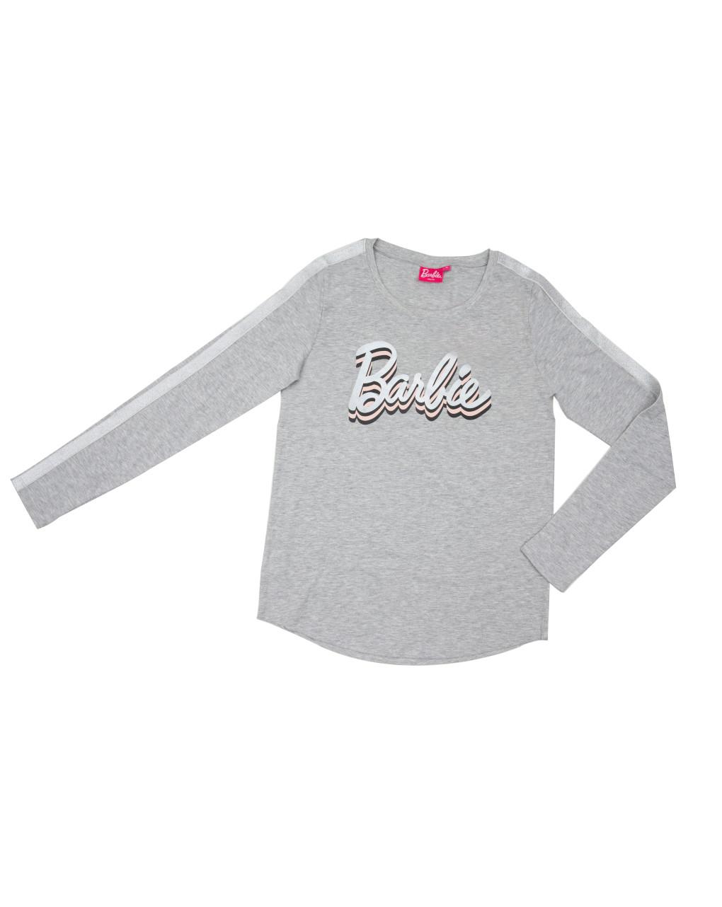 T-shirt mamma con logo barbie - Prénatal