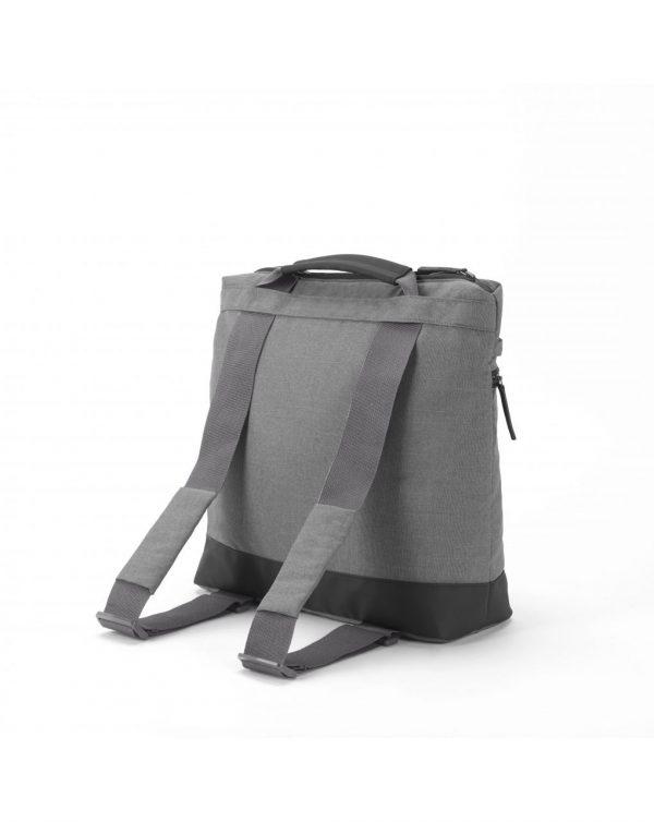 Inglesina Back Bag, borsa zaino, Kensington Grey - Inglesina