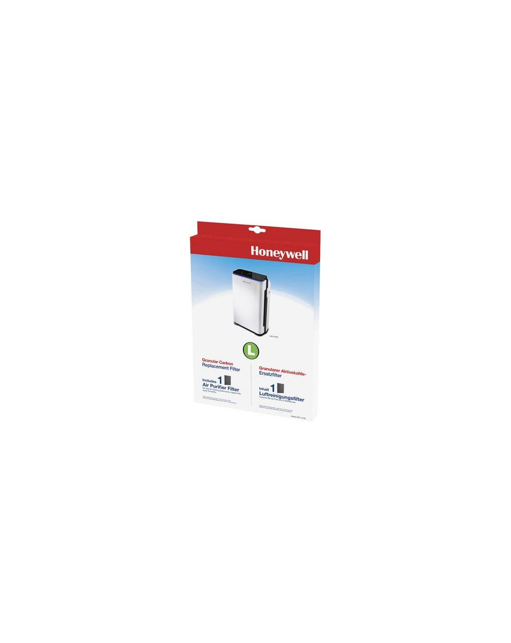 Honeywell - filtro a carbone attivo per purificatore d'aria hpa710we - Honeywell