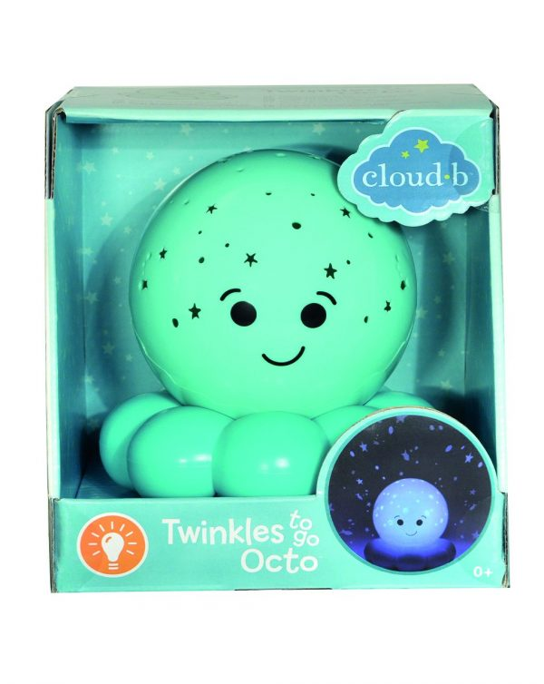 CLOUD B - TWINKLES TO GO OCTO - BLUE - Cloud B