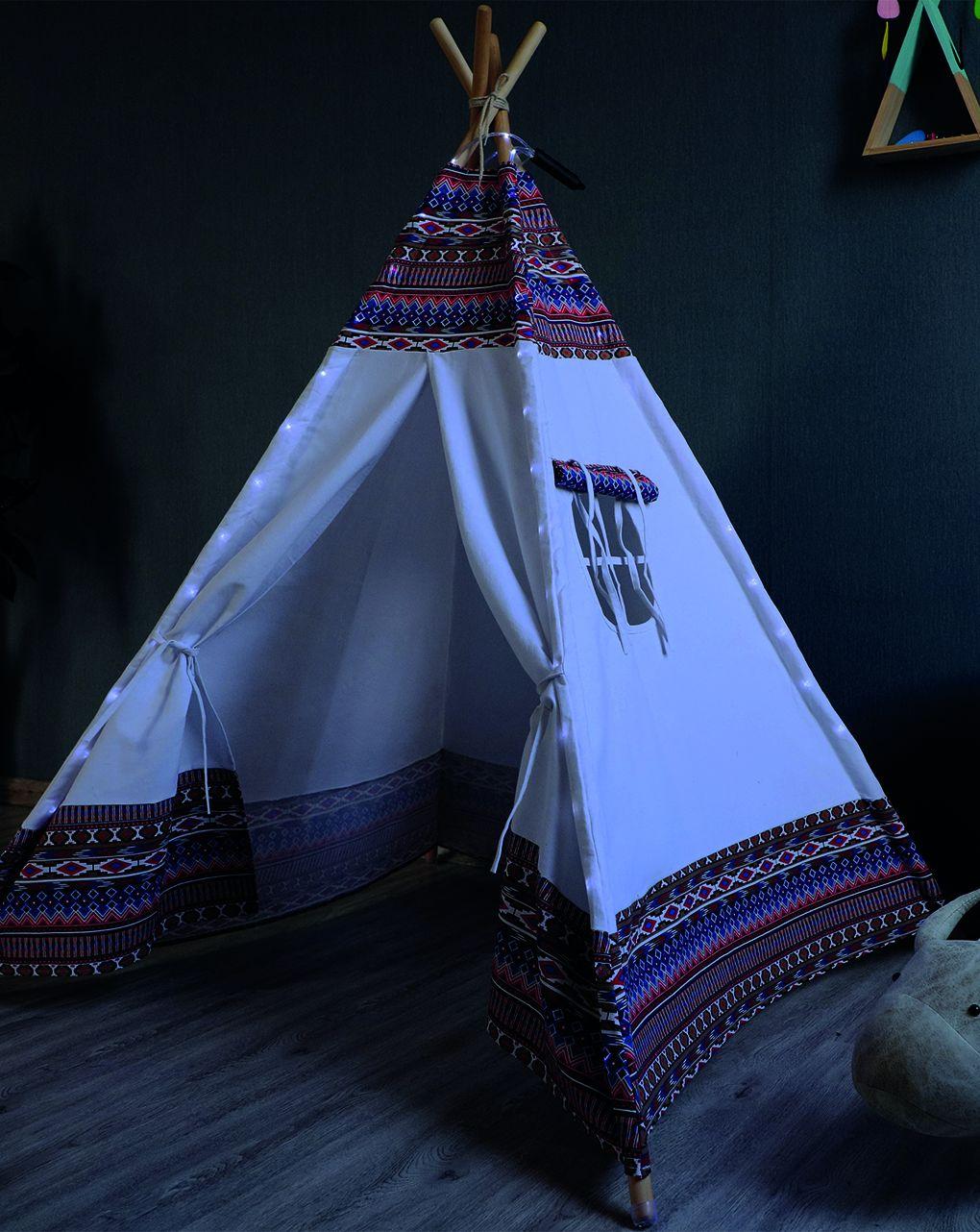 Sunny - teepee tent led - multicolor - Sunny