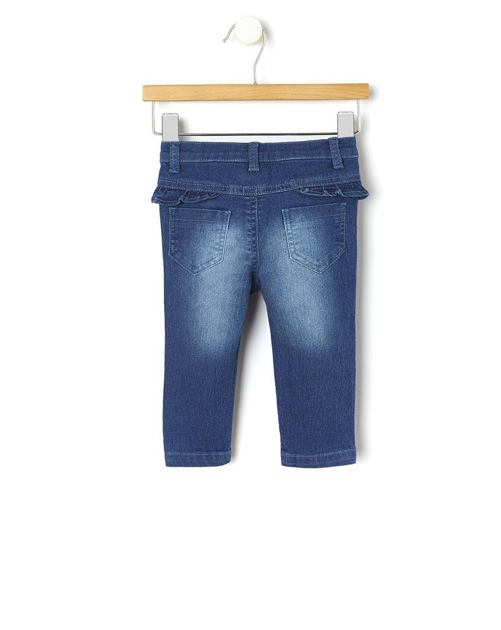 Pantalone con rouches - Prénatal