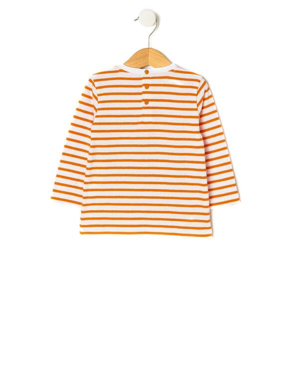 T-shirt con patch animata - Prénatal