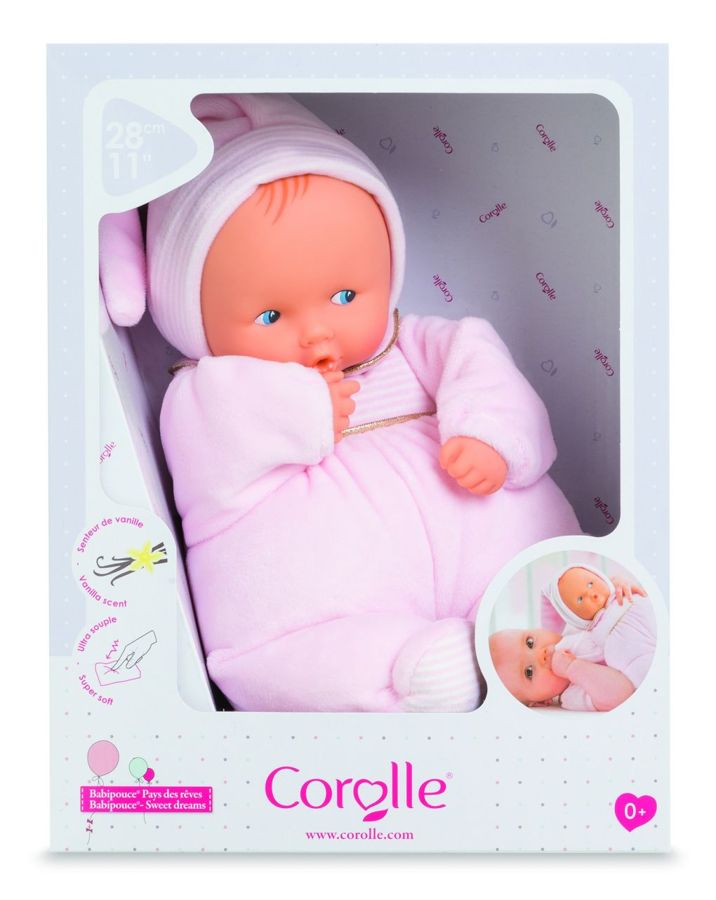 Corolle - babipouce - sweet dreams - Corolle