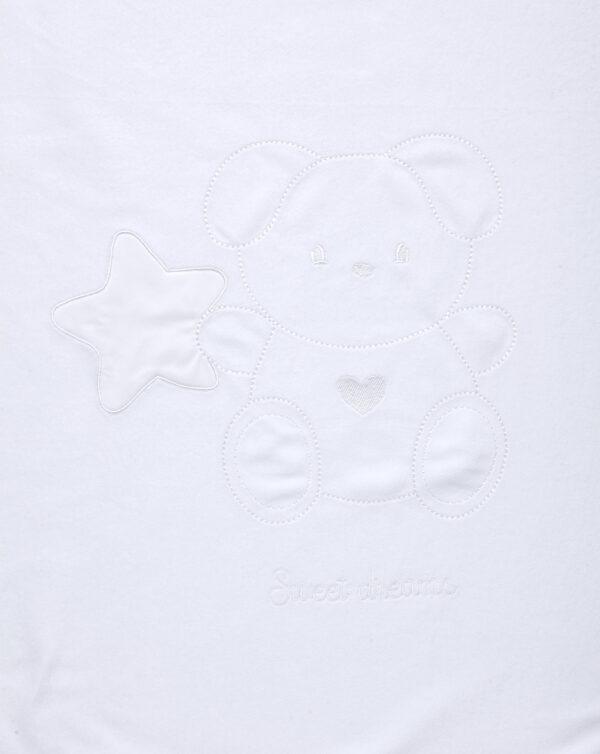 Coperta culla in pile - Prénatal