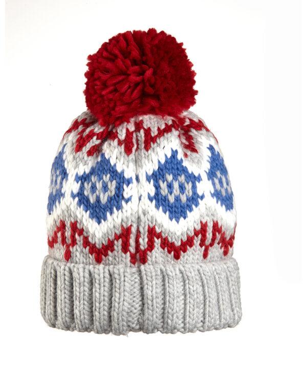 Cappello tricot con pon pon - Prénatal