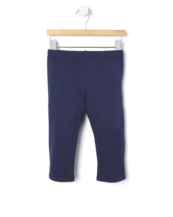 Leggings in jersey con stampa pois - Prénatal