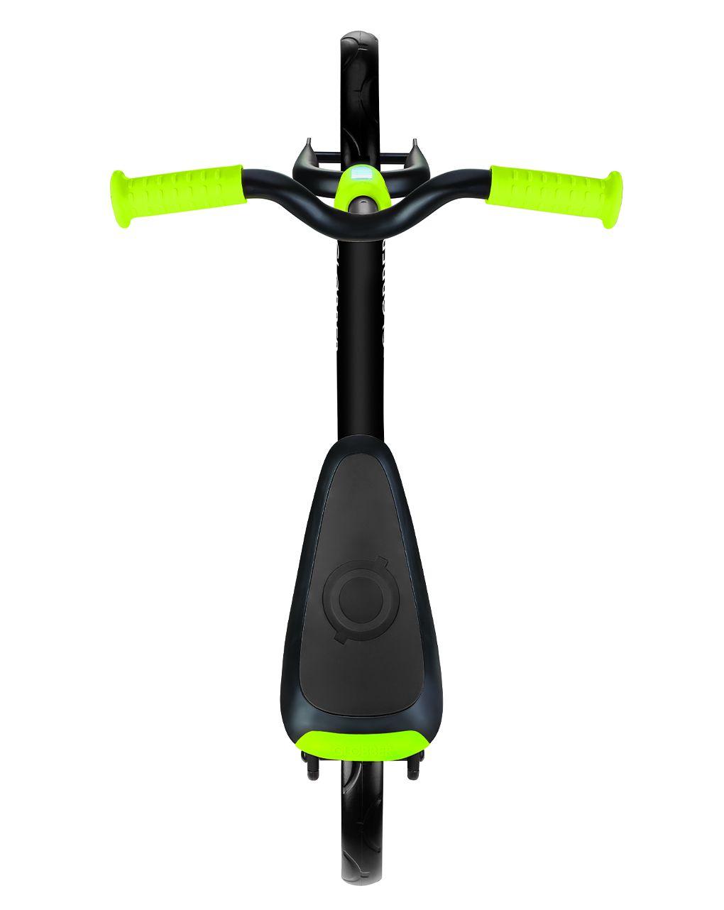 Globber - go bike - black/lime green - Globber
