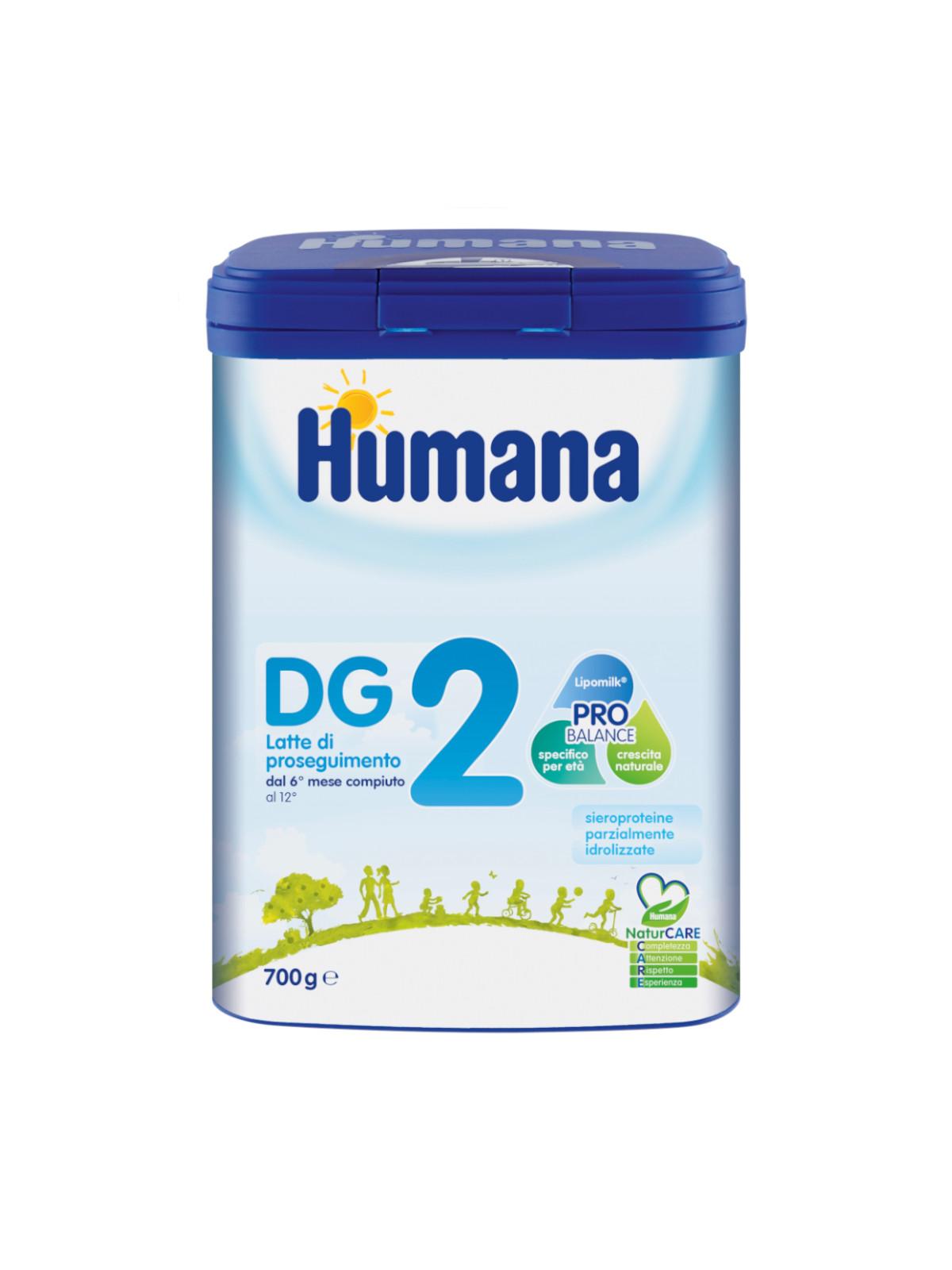 Humana dg 2 probalance polvere 700 gr - Humana