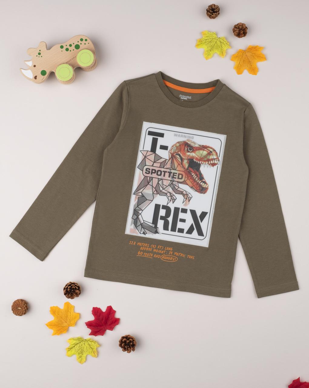 T-shirt con stampa lenticolare - Prénatal