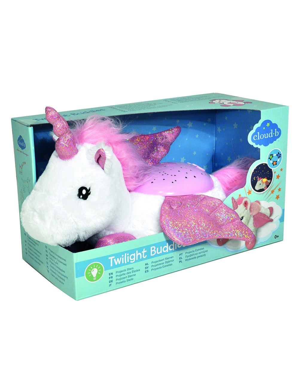 Cloud b - twilight buddies - winged unicorn - Cloud B