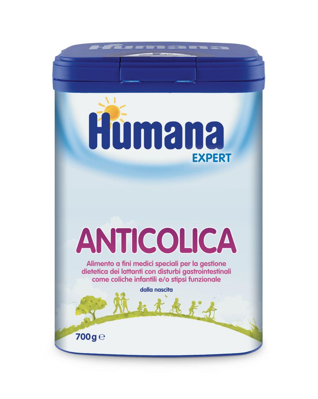 Latte humana anticolica polvere 700gr - Humana