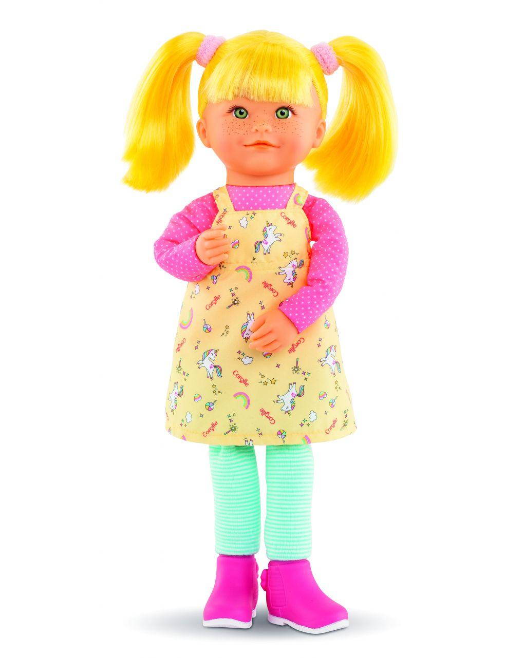 Corolle - rainbow doll - celeste - Corolle