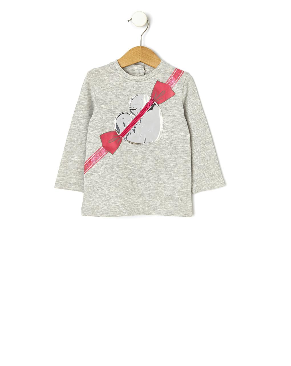 T-shirt con applicazioni - Prénatal