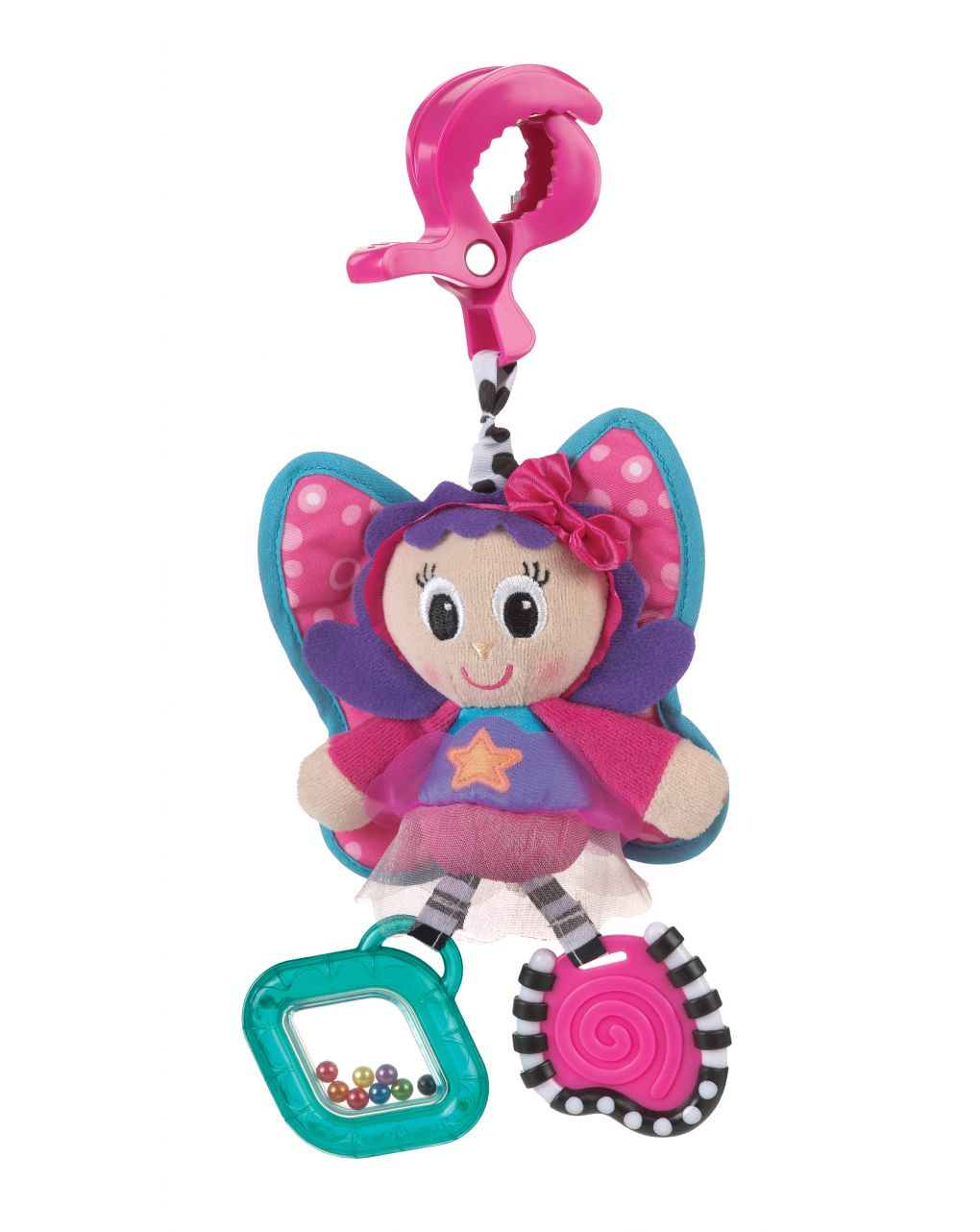 Playgro - dingly dangly floss the fairy - Playgro