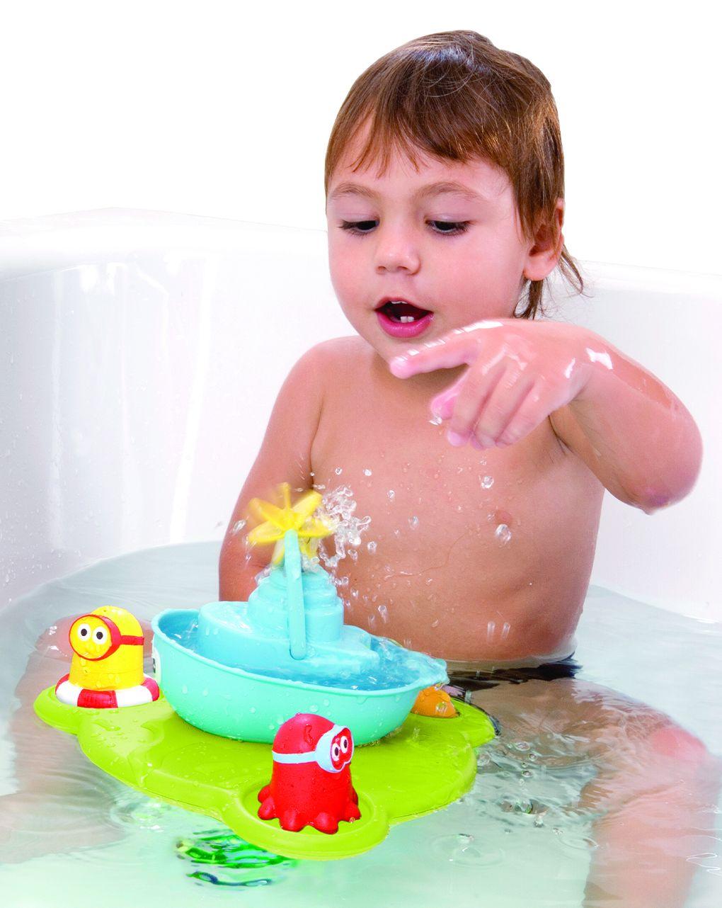 Yookidoo - stack 'n' spray tub fountain - Yookidoo